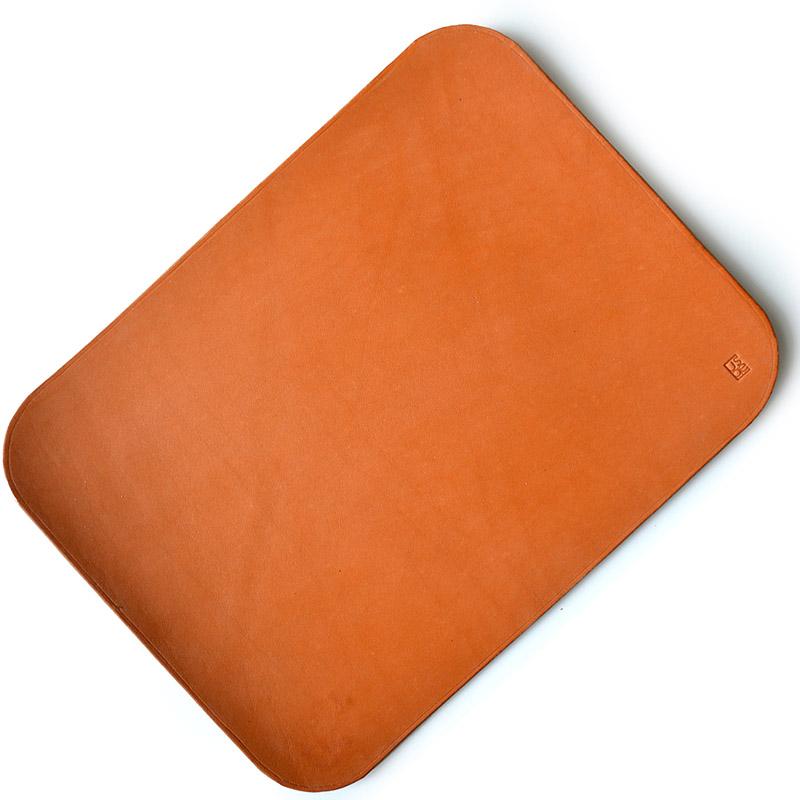 Оранжевый коврик