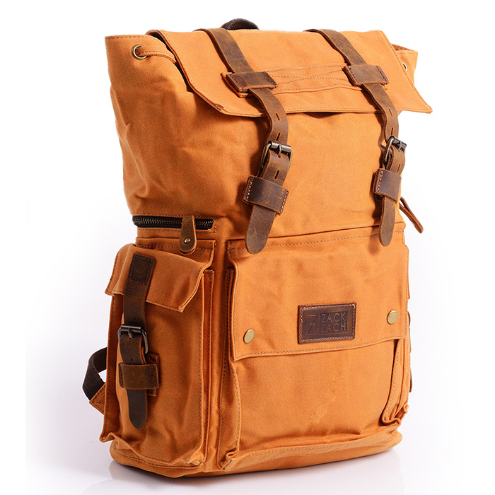 Городской рюкзак Zack Zach Sent орандж [ZZ801]
