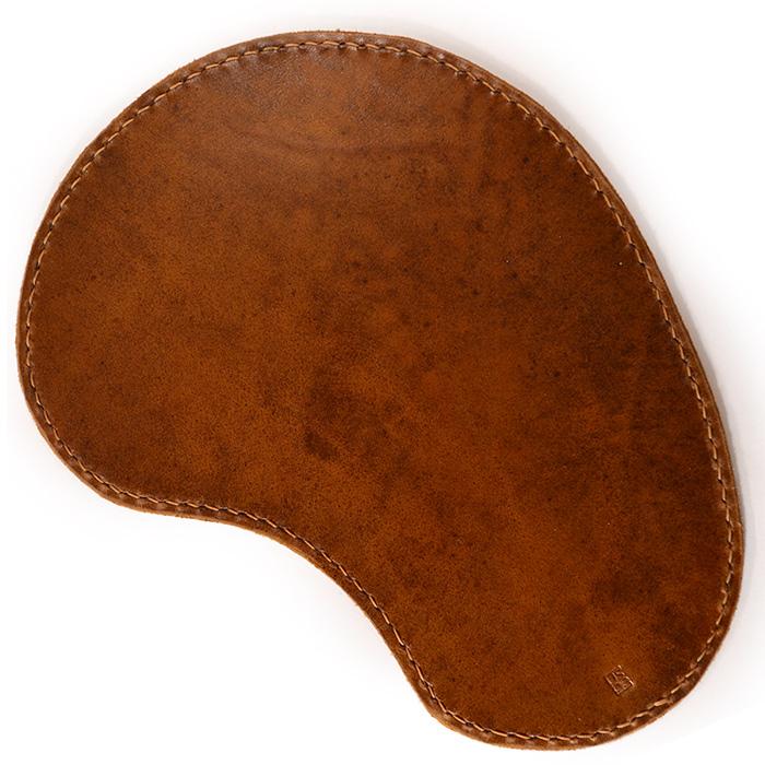 кожаный коврик для мыши track техас [ugmm476]